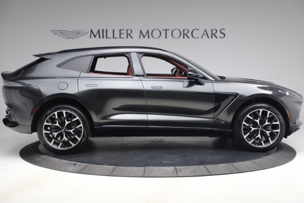 New 2021 Aston Martin DBX for sale $224,886 at Bentley Greenwich in Greenwich CT 06830 8
