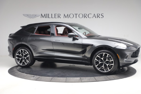 New 2021 Aston Martin DBX for sale $224,886 at Bentley Greenwich in Greenwich CT 06830 9