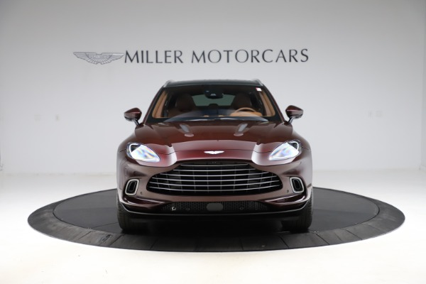 New 2021 Aston Martin DBX for sale $226,836 at Bentley Greenwich in Greenwich CT 06830 11