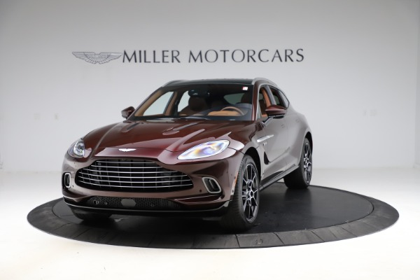 New 2021 Aston Martin DBX for sale $226,836 at Bentley Greenwich in Greenwich CT 06830 12