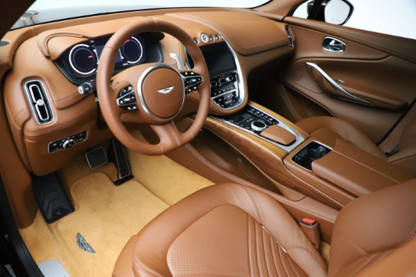 New 2021 Aston Martin DBX for sale $226,836 at Bentley Greenwich in Greenwich CT 06830 13