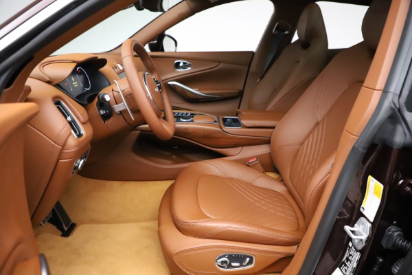 New 2021 Aston Martin DBX for sale $226,836 at Bentley Greenwich in Greenwich CT 06830 14
