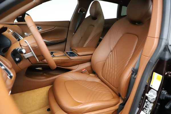 New 2021 Aston Martin DBX for sale $226,836 at Bentley Greenwich in Greenwich CT 06830 15