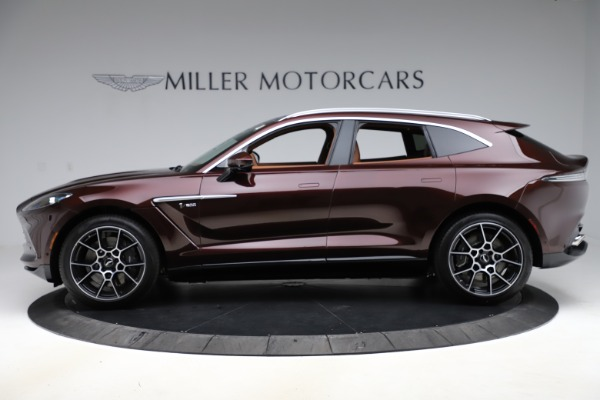 New 2021 Aston Martin DBX for sale $226,836 at Bentley Greenwich in Greenwich CT 06830 2
