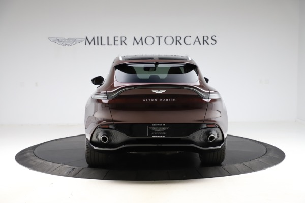 New 2021 Aston Martin DBX for sale $226,836 at Bentley Greenwich in Greenwich CT 06830 5