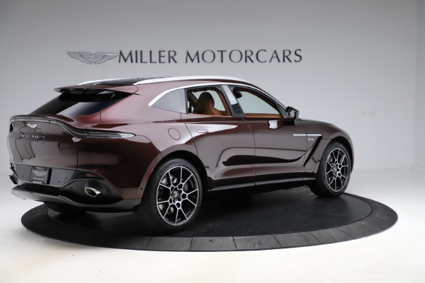 New 2021 Aston Martin DBX for sale $226,836 at Bentley Greenwich in Greenwich CT 06830 7