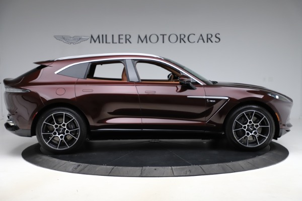 New 2021 Aston Martin DBX for sale $226,836 at Bentley Greenwich in Greenwich CT 06830 8