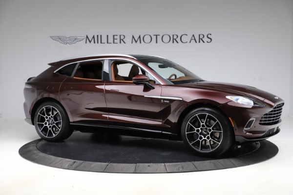 New 2021 Aston Martin DBX for sale $226,836 at Bentley Greenwich in Greenwich CT 06830 9