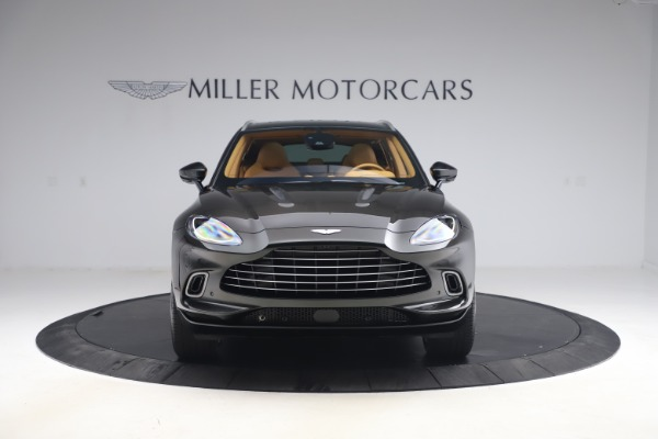 New 2021 Aston Martin DBX for sale $212,886 at Bentley Greenwich in Greenwich CT 06830 11