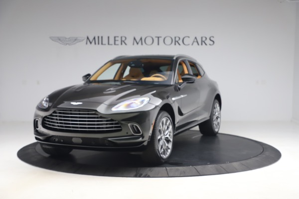 New 2021 Aston Martin DBX for sale Sold at Bentley Greenwich in Greenwich CT 06830 12