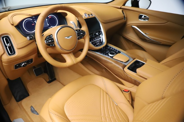 New 2021 Aston Martin DBX for sale Sold at Bentley Greenwich in Greenwich CT 06830 13