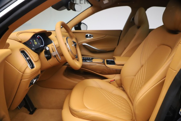 New 2021 Aston Martin DBX for sale Sold at Bentley Greenwich in Greenwich CT 06830 14