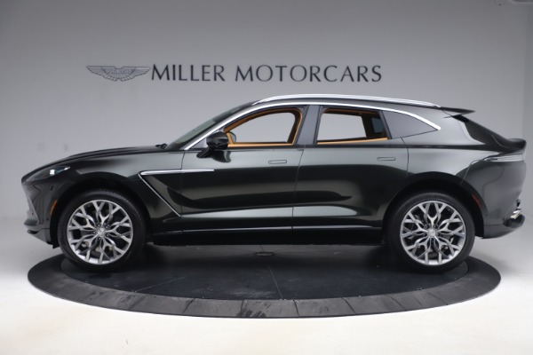 New 2021 Aston Martin DBX for sale $212,886 at Bentley Greenwich in Greenwich CT 06830 2