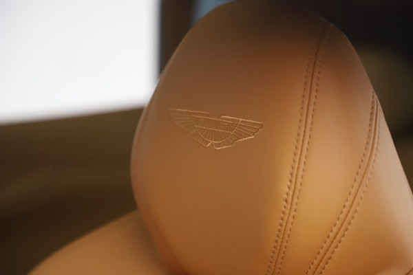New 2021 Aston Martin DBX for sale Sold at Bentley Greenwich in Greenwich CT 06830 23