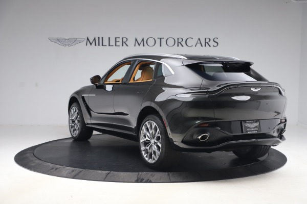 New 2021 Aston Martin DBX for sale $212,886 at Bentley Greenwich in Greenwich CT 06830 4