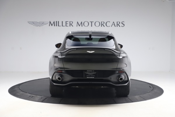 New 2021 Aston Martin DBX for sale $212,886 at Bentley Greenwich in Greenwich CT 06830 5