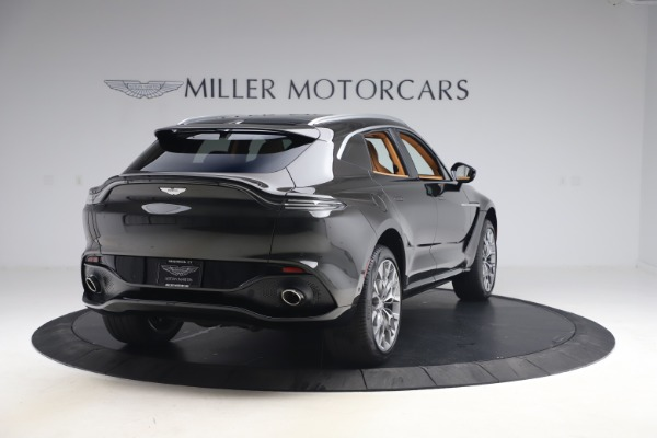 New 2021 Aston Martin DBX for sale $212,886 at Bentley Greenwich in Greenwich CT 06830 6