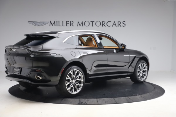 New 2021 Aston Martin DBX for sale $212,886 at Bentley Greenwich in Greenwich CT 06830 7