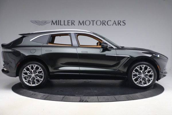 New 2021 Aston Martin DBX for sale $212,886 at Bentley Greenwich in Greenwich CT 06830 8