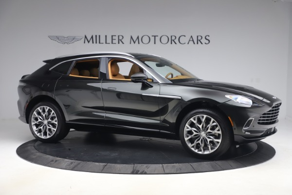 New 2021 Aston Martin DBX for sale $212,886 at Bentley Greenwich in Greenwich CT 06830 9