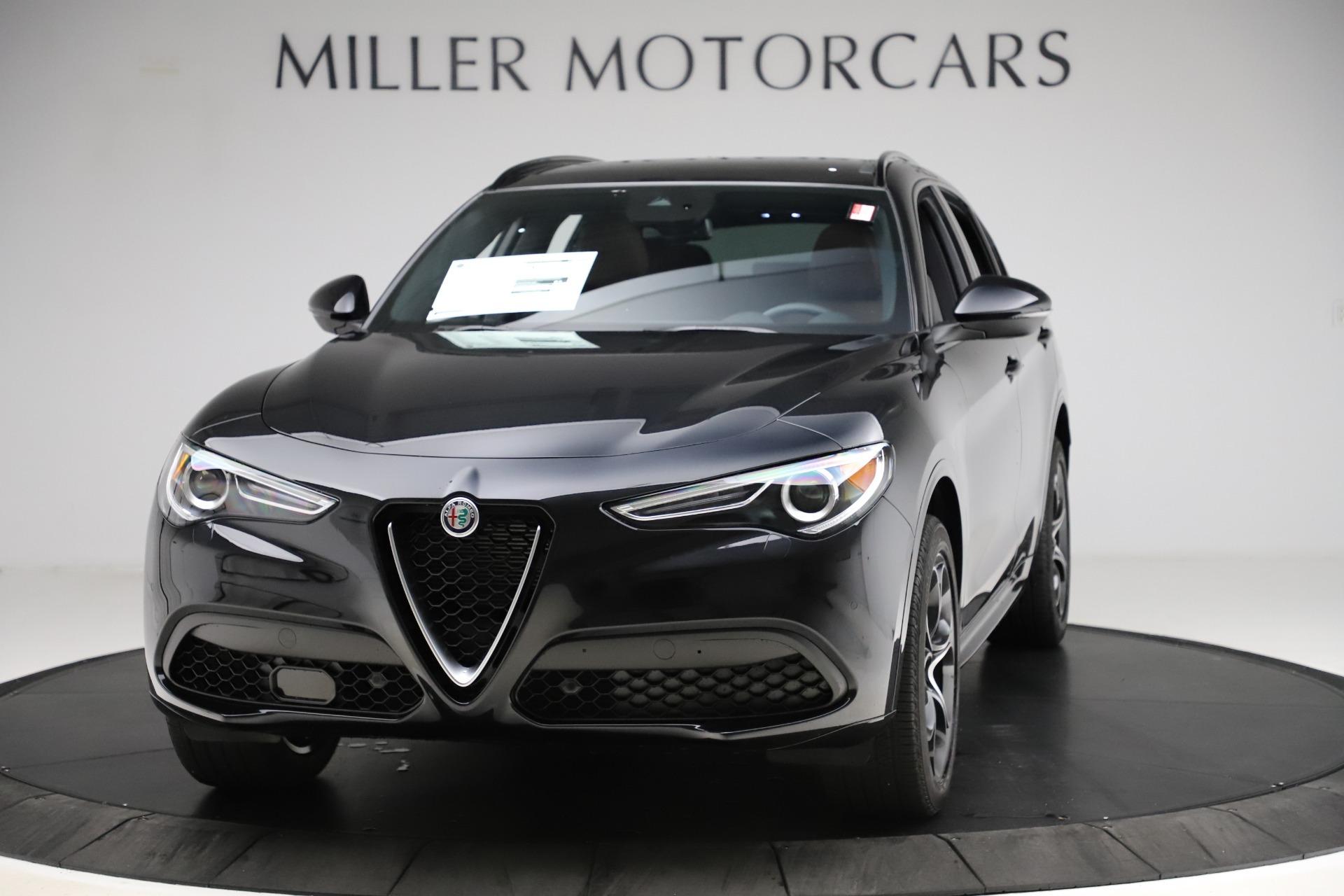 New 2020 Alfa Romeo Stelvio Ti Lusso Q4 for sale Sold at Bentley Greenwich in Greenwich CT 06830 1