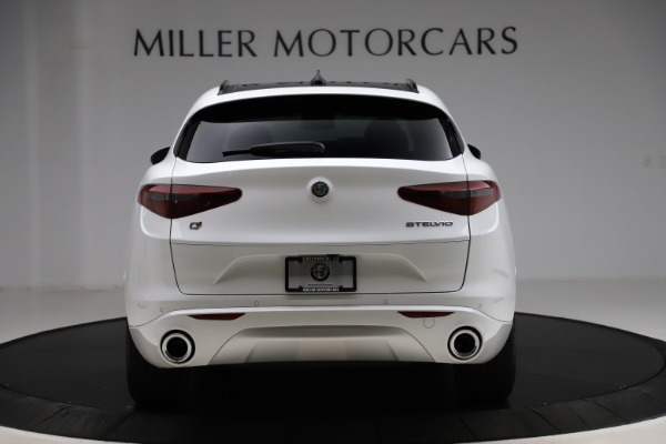 New 2020 Alfa Romeo Stelvio Ti Sport Q4 for sale $57,245 at Bentley Greenwich in Greenwich CT 06830 6