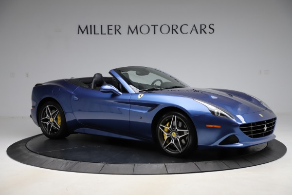 Used 2018 Ferrari California T for sale $185,900 at Bentley Greenwich in Greenwich CT 06830 10