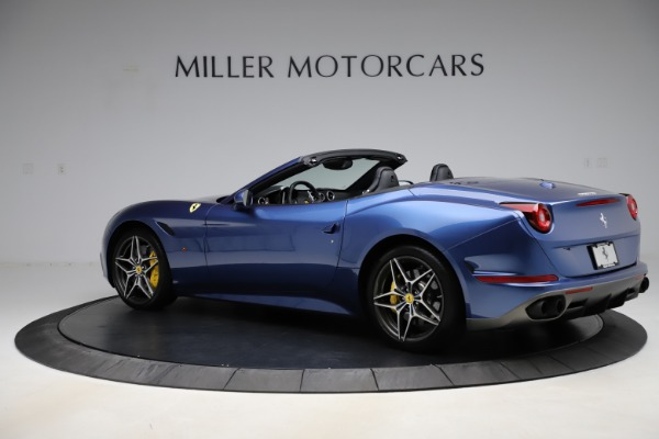 Used 2018 Ferrari California T for sale $185,900 at Bentley Greenwich in Greenwich CT 06830 4