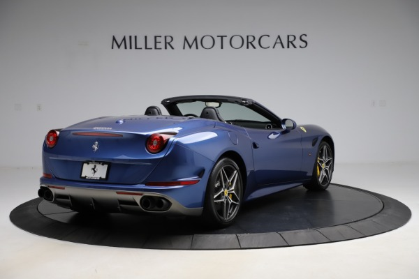 Used 2018 Ferrari California T for sale $185,900 at Bentley Greenwich in Greenwich CT 06830 7
