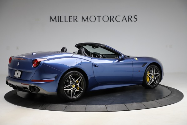 Used 2018 Ferrari California T for sale $185,900 at Bentley Greenwich in Greenwich CT 06830 8