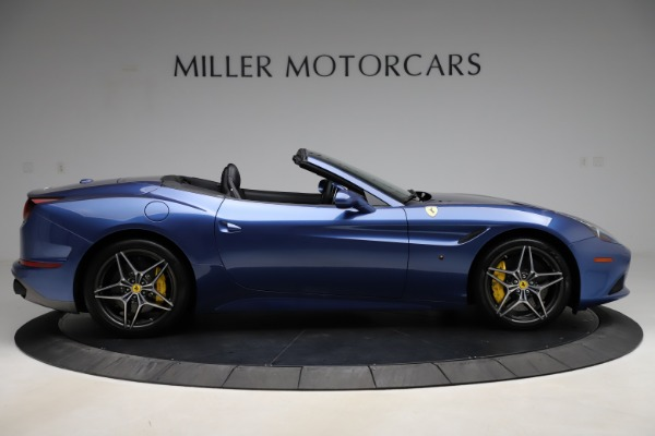 Used 2018 Ferrari California T for sale $185,900 at Bentley Greenwich in Greenwich CT 06830 9