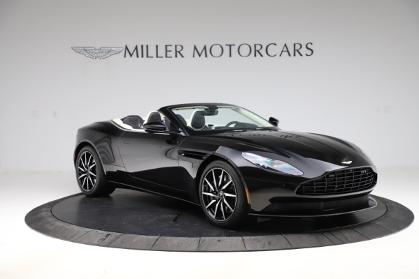 Used 2020 Aston Martin DB11 Volante for sale $209,900 at Bentley Greenwich in Greenwich CT 06830 10