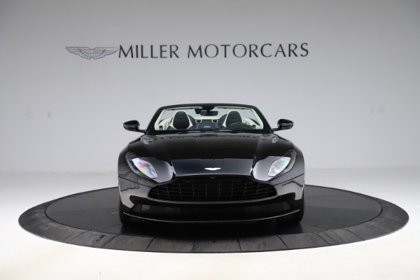 Used 2020 Aston Martin DB11 Volante for sale $209,900 at Bentley Greenwich in Greenwich CT 06830 11