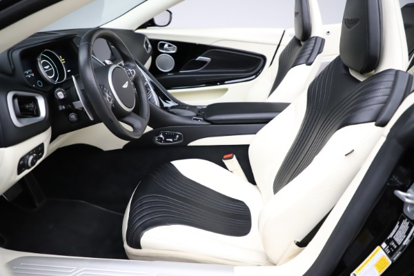 Used 2020 Aston Martin DB11 Volante for sale $209,900 at Bentley Greenwich in Greenwich CT 06830 14