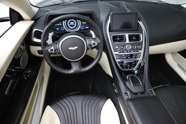 Used 2020 Aston Martin DB11 Volante for sale $209,900 at Bentley Greenwich in Greenwich CT 06830 17