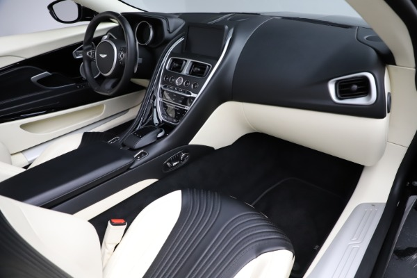 Used 2020 Aston Martin DB11 Volante for sale $209,900 at Bentley Greenwich in Greenwich CT 06830 19
