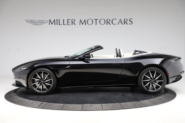Used 2020 Aston Martin DB11 Volante for sale $209,900 at Bentley Greenwich in Greenwich CT 06830 2