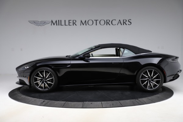 Used 2020 Aston Martin DB11 Volante for sale $209,900 at Bentley Greenwich in Greenwich CT 06830 25