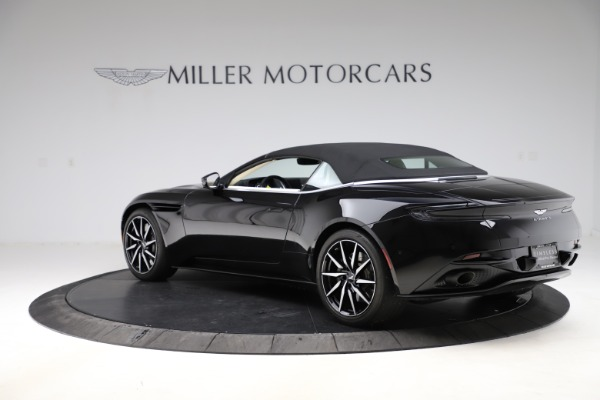 Used 2020 Aston Martin DB11 Volante for sale $209,900 at Bentley Greenwich in Greenwich CT 06830 26