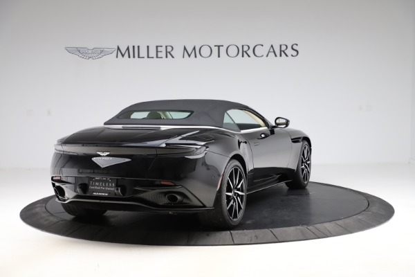 Used 2020 Aston Martin DB11 Volante for sale $209,900 at Bentley Greenwich in Greenwich CT 06830 27