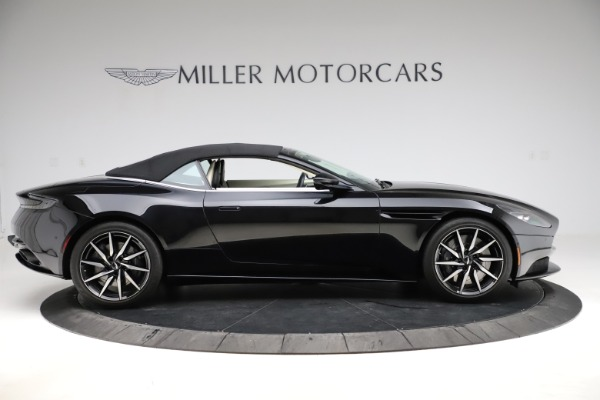 Used 2020 Aston Martin DB11 Volante for sale $209,900 at Bentley Greenwich in Greenwich CT 06830 28