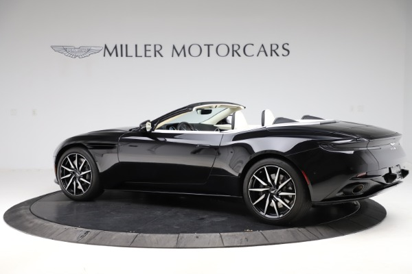 Used 2020 Aston Martin DB11 Volante for sale $209,900 at Bentley Greenwich in Greenwich CT 06830 3