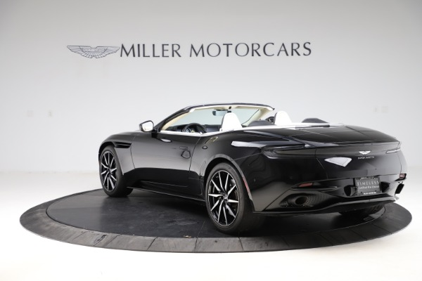 Used 2020 Aston Martin DB11 Volante for sale $209,900 at Bentley Greenwich in Greenwich CT 06830 4