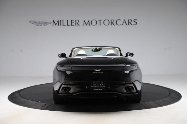 Used 2020 Aston Martin DB11 Volante for sale $209,900 at Bentley Greenwich in Greenwich CT 06830 5
