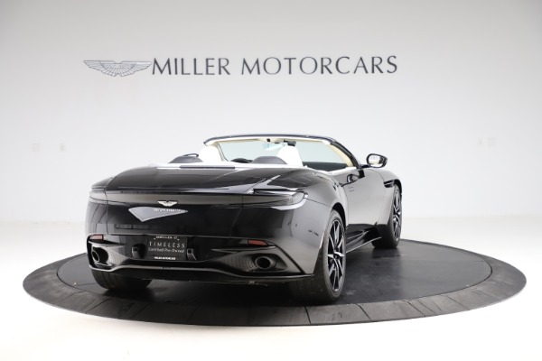 Used 2020 Aston Martin DB11 Volante for sale $209,900 at Bentley Greenwich in Greenwich CT 06830 6