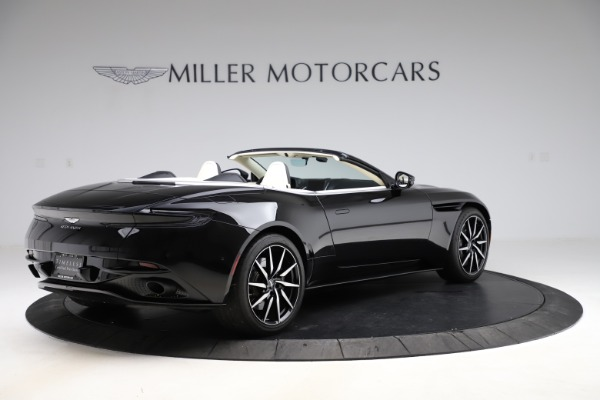 Used 2020 Aston Martin DB11 Volante for sale $209,900 at Bentley Greenwich in Greenwich CT 06830 7