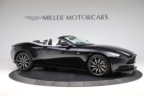 Used 2020 Aston Martin DB11 Volante for sale $209,900 at Bentley Greenwich in Greenwich CT 06830 9
