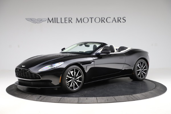 Used 2020 Aston Martin DB11 Volante for sale $209,900 at Bentley Greenwich in Greenwich CT 06830 1