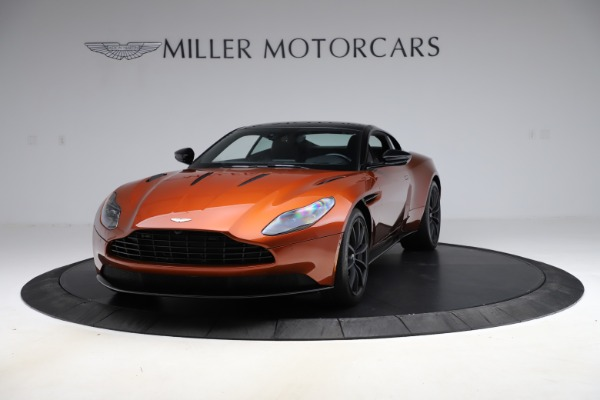 Used 2020 Aston Martin DB11 AMR for sale $199,900 at Bentley Greenwich in Greenwich CT 06830 12