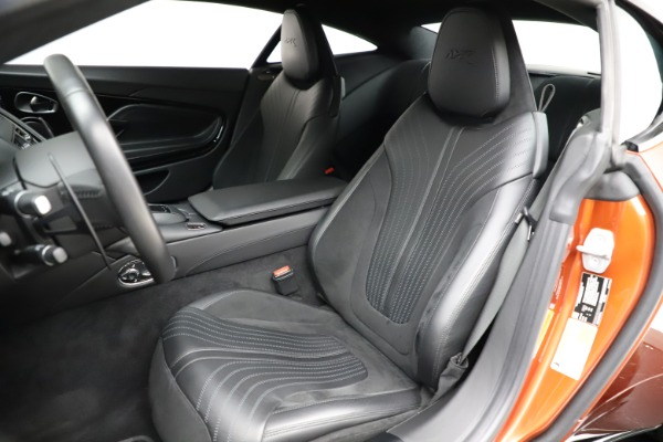 Used 2020 Aston Martin DB11 AMR for sale $199,900 at Bentley Greenwich in Greenwich CT 06830 15